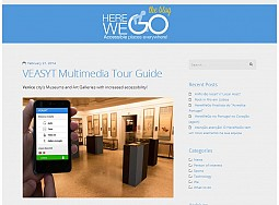 VEASYT multimedia tour guide