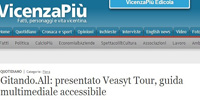 Gitando.all: presentato Veasyt Tour, guida multimediale accessibile