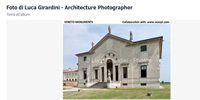 LUCA GIRARDINI - Architecture Photographer